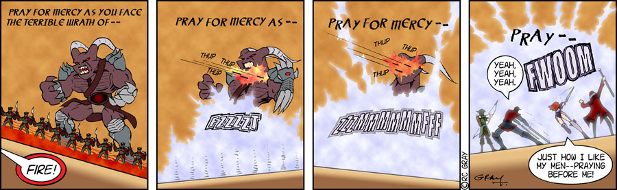 All's Fair Pray For Mercy